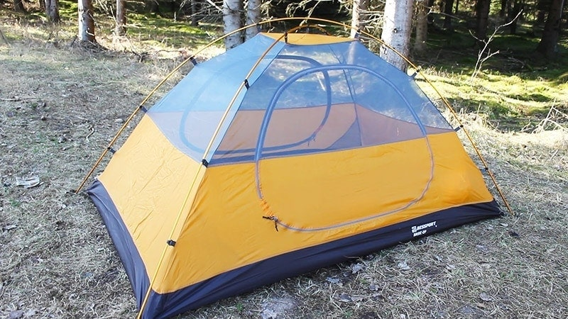 Bessport 2-person tent without a rainfly cover