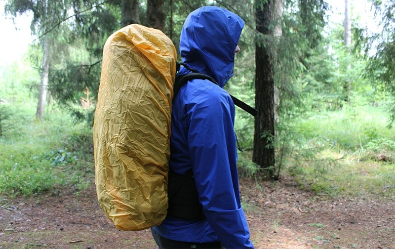 Teton Sports Scout 3400 with a built-in rainfly cover